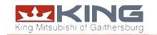 King Mitsubishi Logo