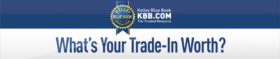 Get a Kelley Blue Book Instant Cash Offer