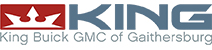 King Buick GMC Logo