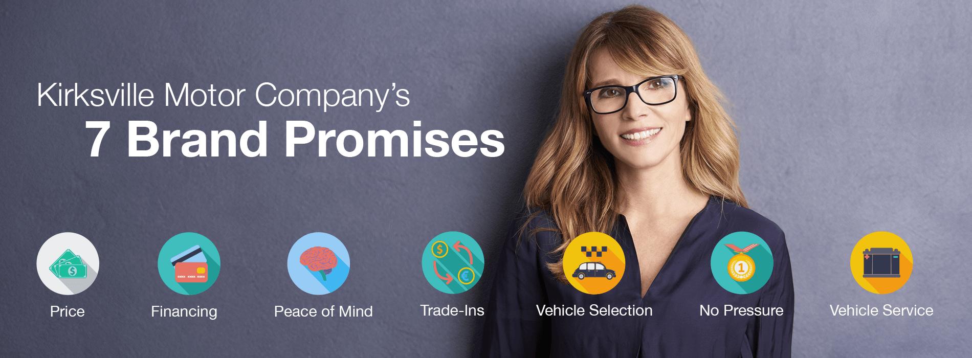 7 Brand Promises