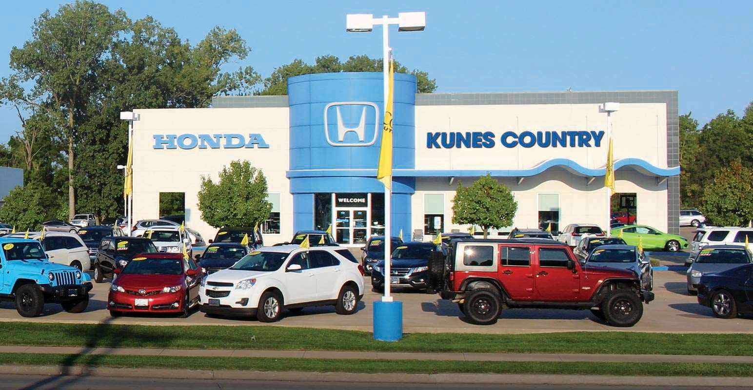 kunes country honda  quincy  honda dealership quincy il