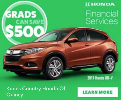 Honda Financial Services Account Management >> Kunes Country Honda Of Quincy New Honda Dealership Quincy Il