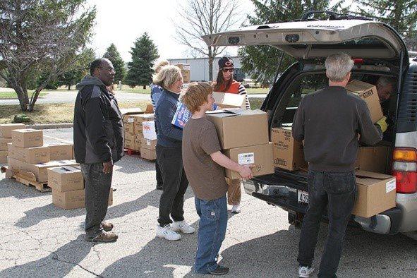 Kunes Family Foundation - Giving back