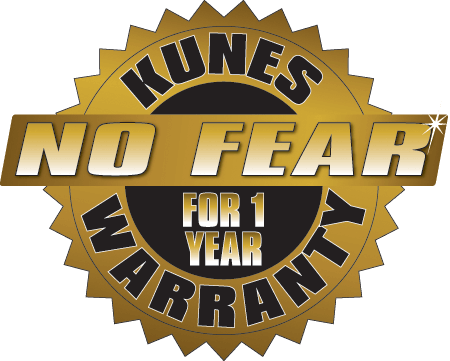 No fear warranty -Kunes Country GMC