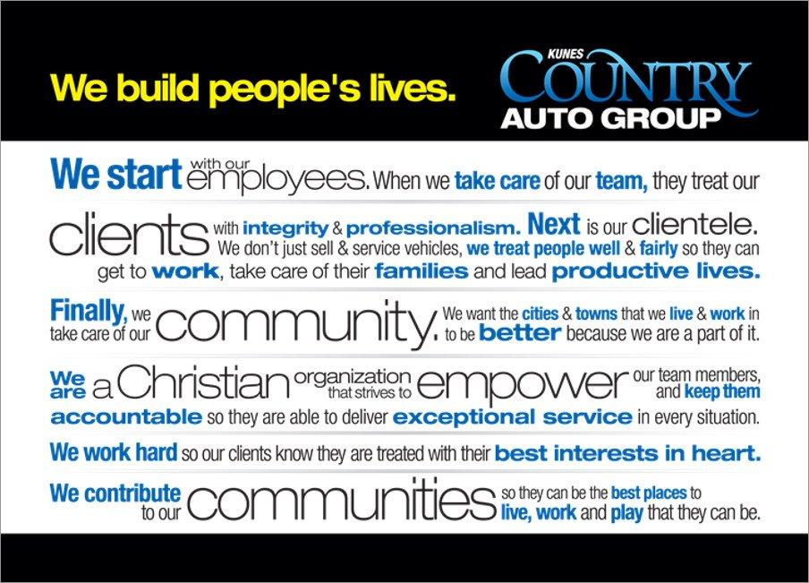 best dealerships - Kunes Country