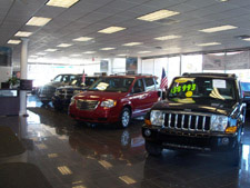 Dealership Tour