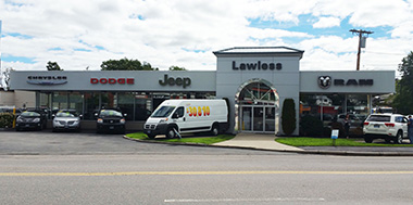 About Lawless Chrysler Dodge Jeep RAM