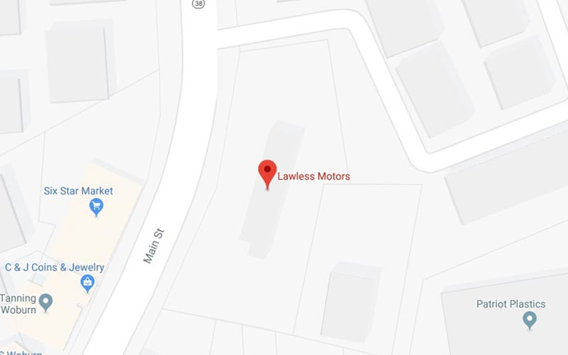 Lawless Motors Service Center