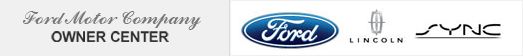 Ford Motor Company Owner Center