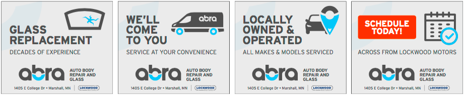 Abra Auto Body and Glass Repair Benefits