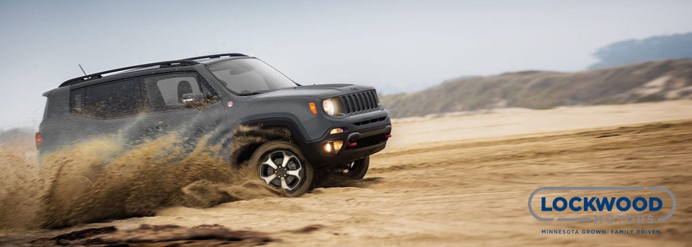 Jeep Renegade New Ulm MN