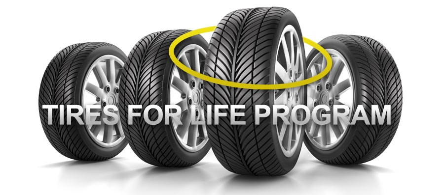 Metro CDJR - Tires For Life Program