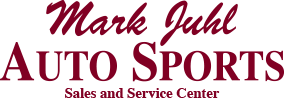 Mark Juhl Auto Sports and Service Center Logo