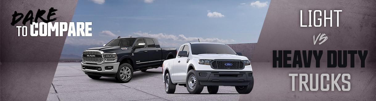 Heavy-Duty vs Light-Duty Trucks | Spirit Lake, IA