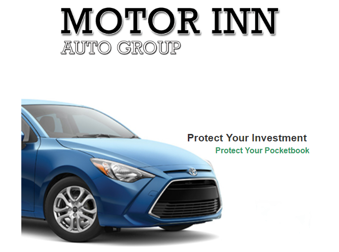 Extended Service Protection Motor Inn Auto Group