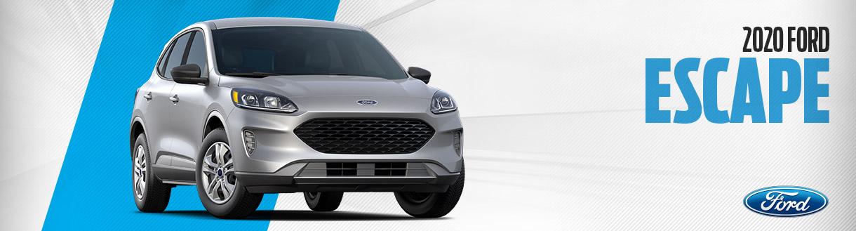 2020 Ford Escape | Spirit Lake, IA