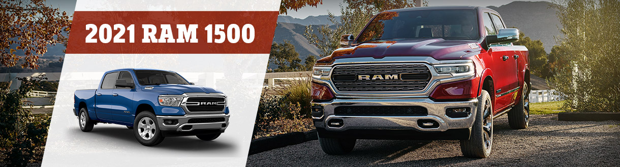 2021 Ram 1500 | Spirit Lake, IA