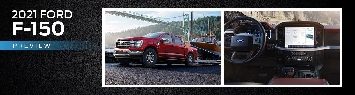 2021 Ford F-150 Preview | Spirit Lake, IA