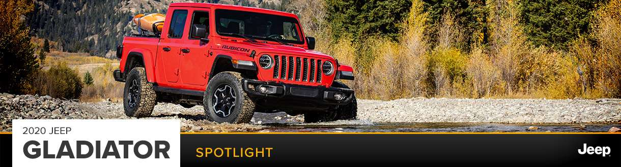 2020 Jeep Gladiator | Spirit Lake, IA