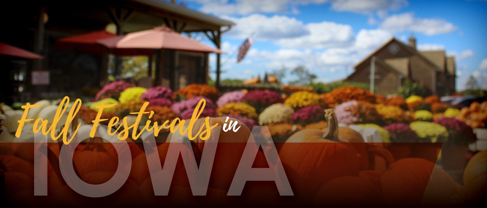 Fall Festivals In Iowa
