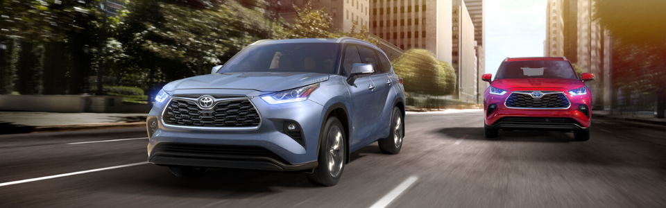 2020 Toyota Crossover and SUV Lineup | Carroll, IA