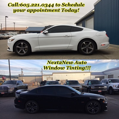 window tinting - Next2New Auto