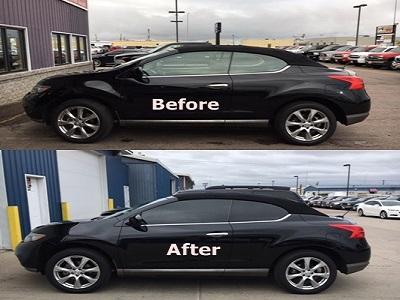 window tinting - Next2New Auto