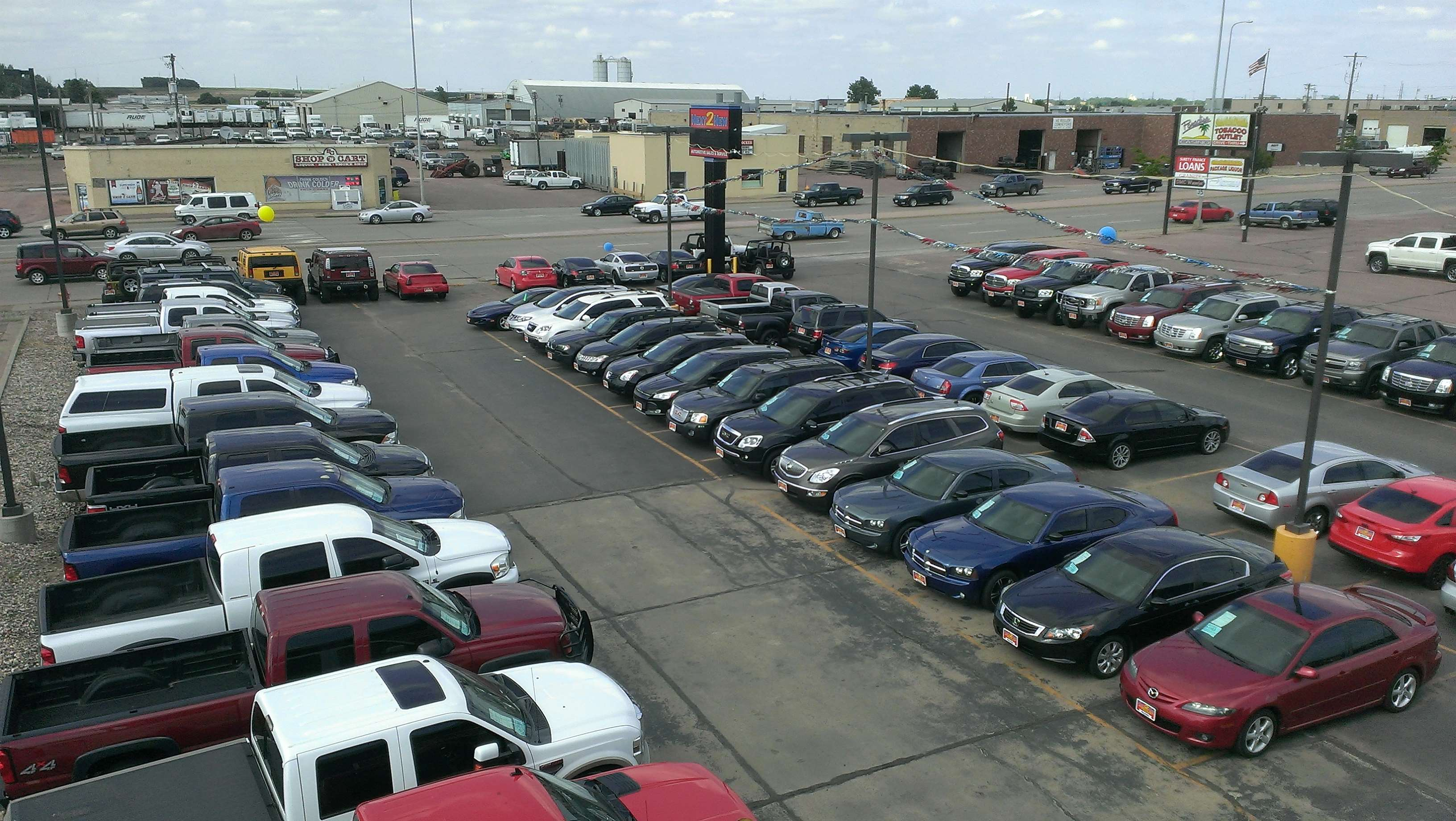 Next2New Auto Sales Sioux Falls SD