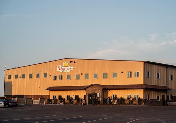 Nordstroms Auto Repairables Building