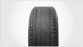 Center Tire Wear