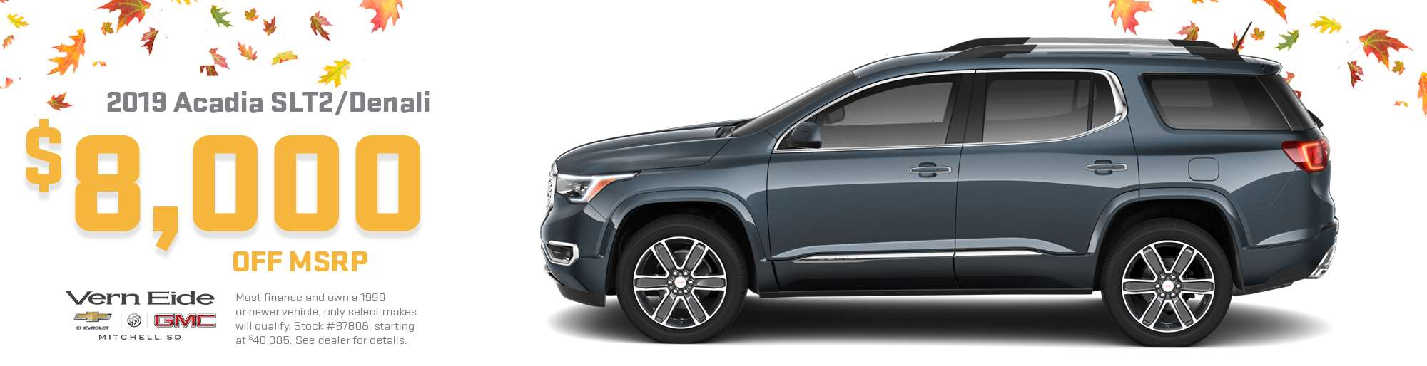 Vern Eide GM | Mitchell, SD | New & Used GM Cars & Trucks!