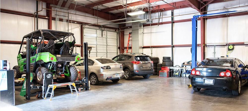 Phoenix Auto Finance Transmission Service Shop