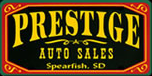 Prestige Auto Sales - Spearfish, SD