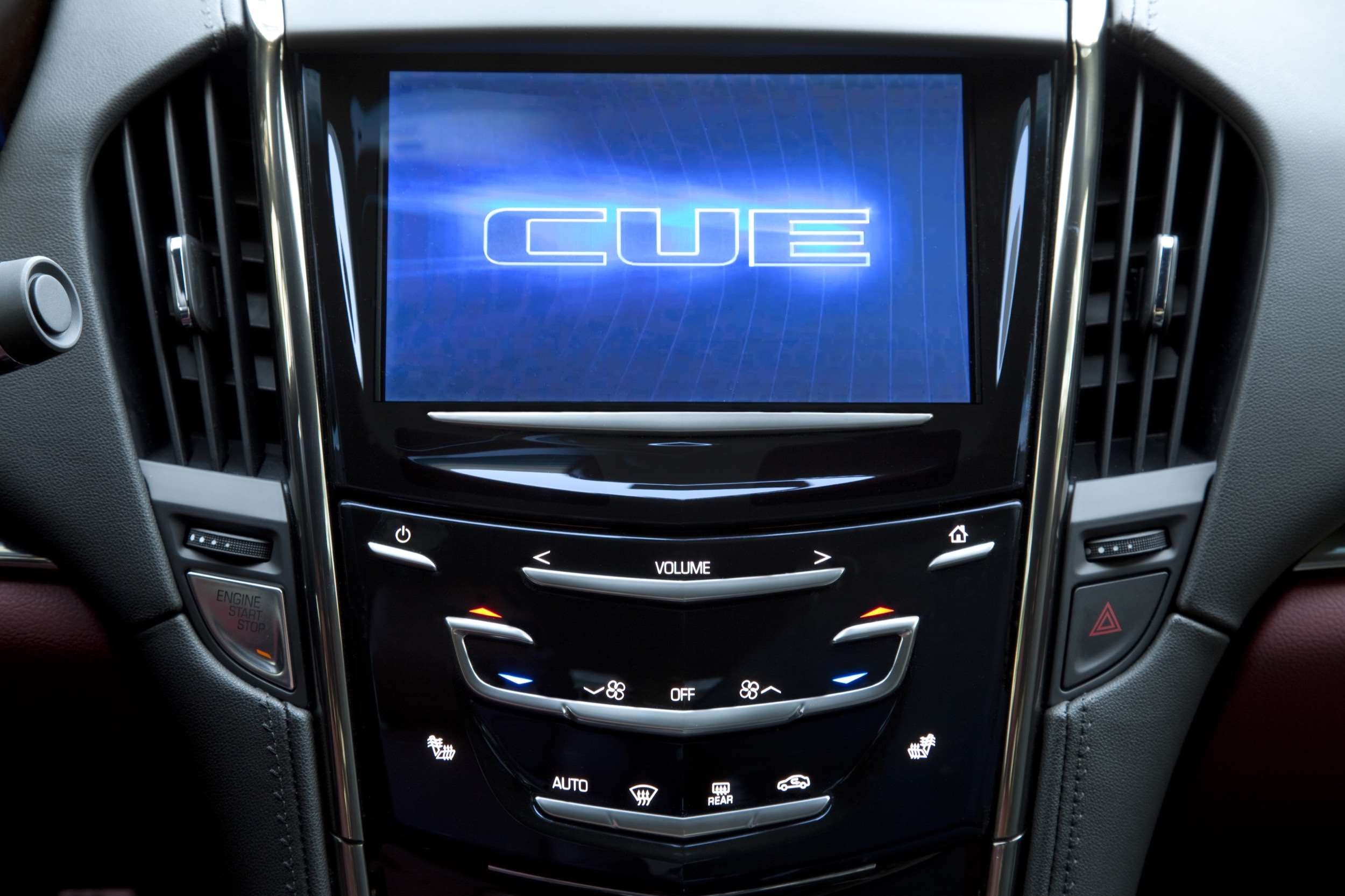 Cadillac Cue Touch Screen Repair Service Only 499 Naperville Il Cadillac Cue Screen Problem