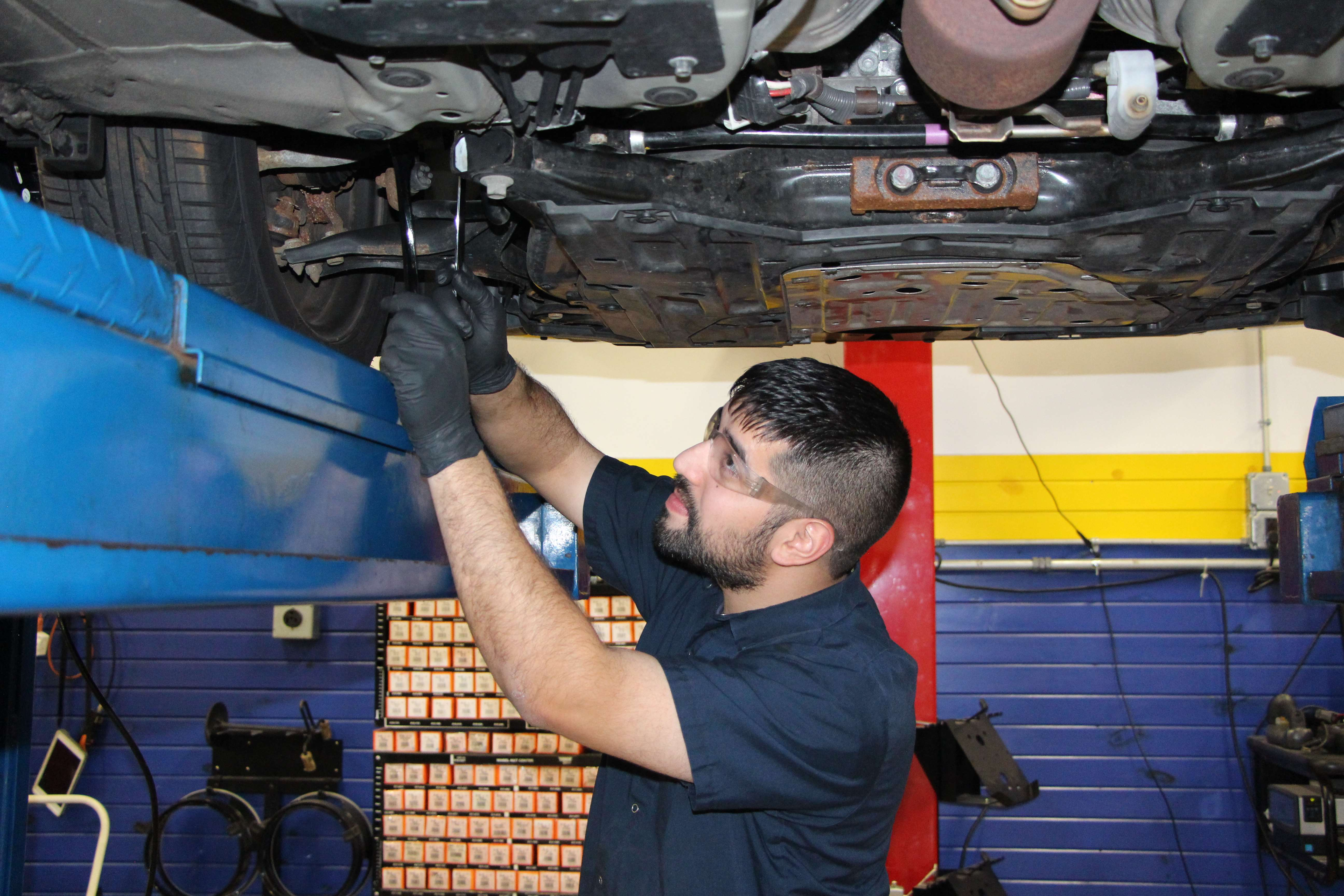Pretige Motor Works repair & service