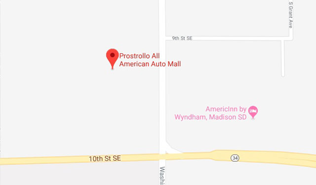 Prostrollo All-American Auto Mall