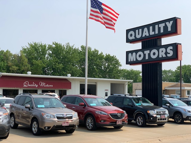 Quality Motors | Vermillion, SD | Used Cars, Trucks & Financing!