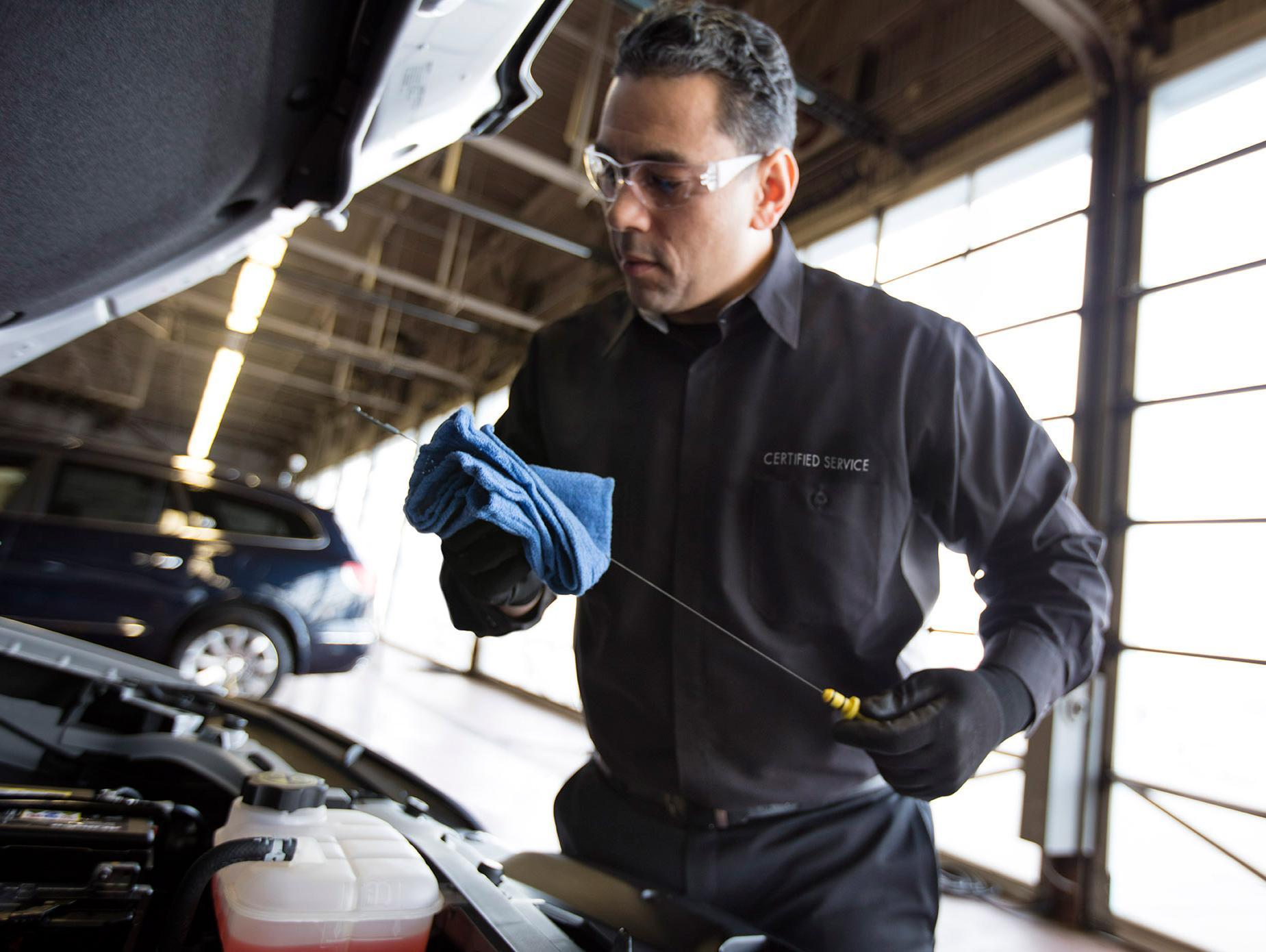 Need an Oil Change Near Oacoma SD?