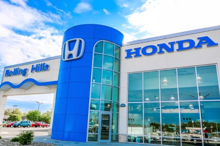 Rolling Hills Honda Amenities