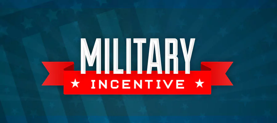 Rolling Hills Honda - Military Incentive
