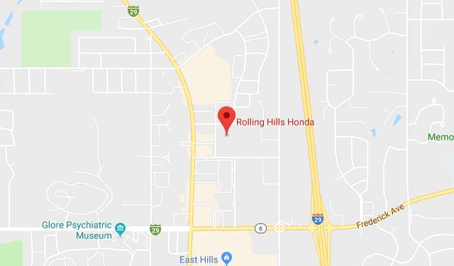 Rolling Hills Honda