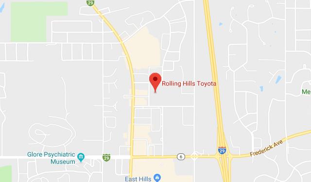 Rolling Hills Toyota
