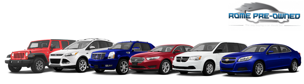 Pre-Owned Vehicles Syracuse NY