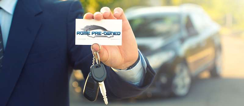 Contact Rome Pre-Owned