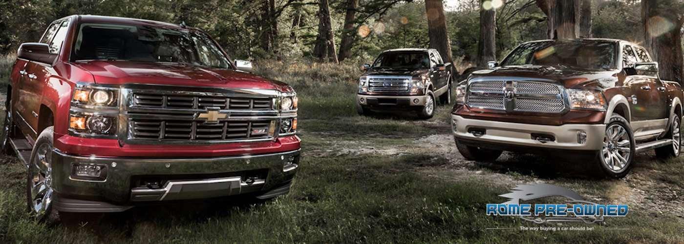 Used Trucks Oneida NY