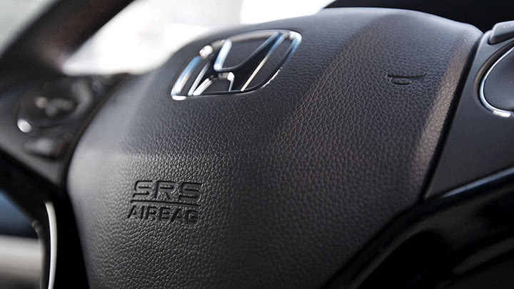 Honda Takata Airbag Recall Information