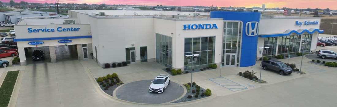 Roy Schmidt Honda Service Department