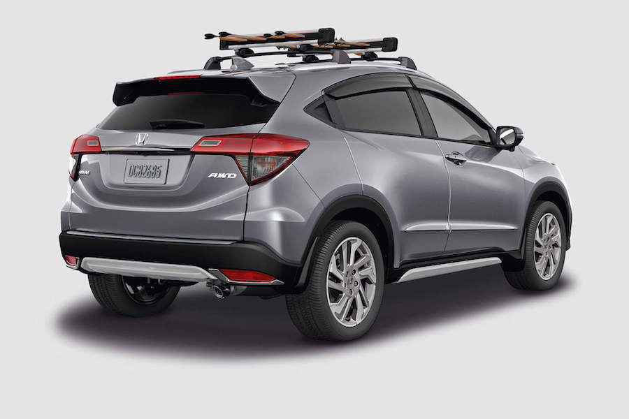 Honda Accessories Roof Racks