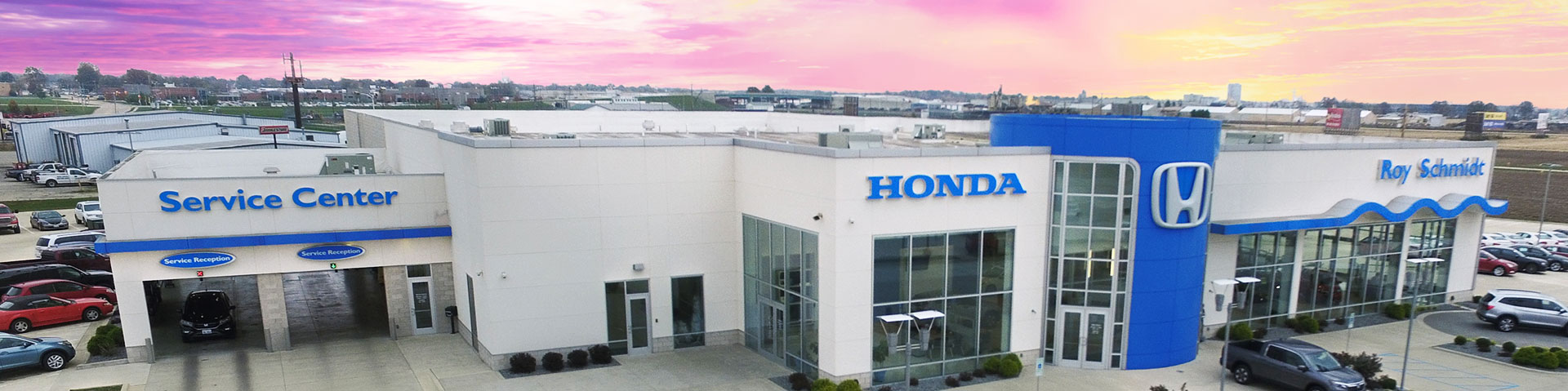 Roy Schmidt Honda Dealership