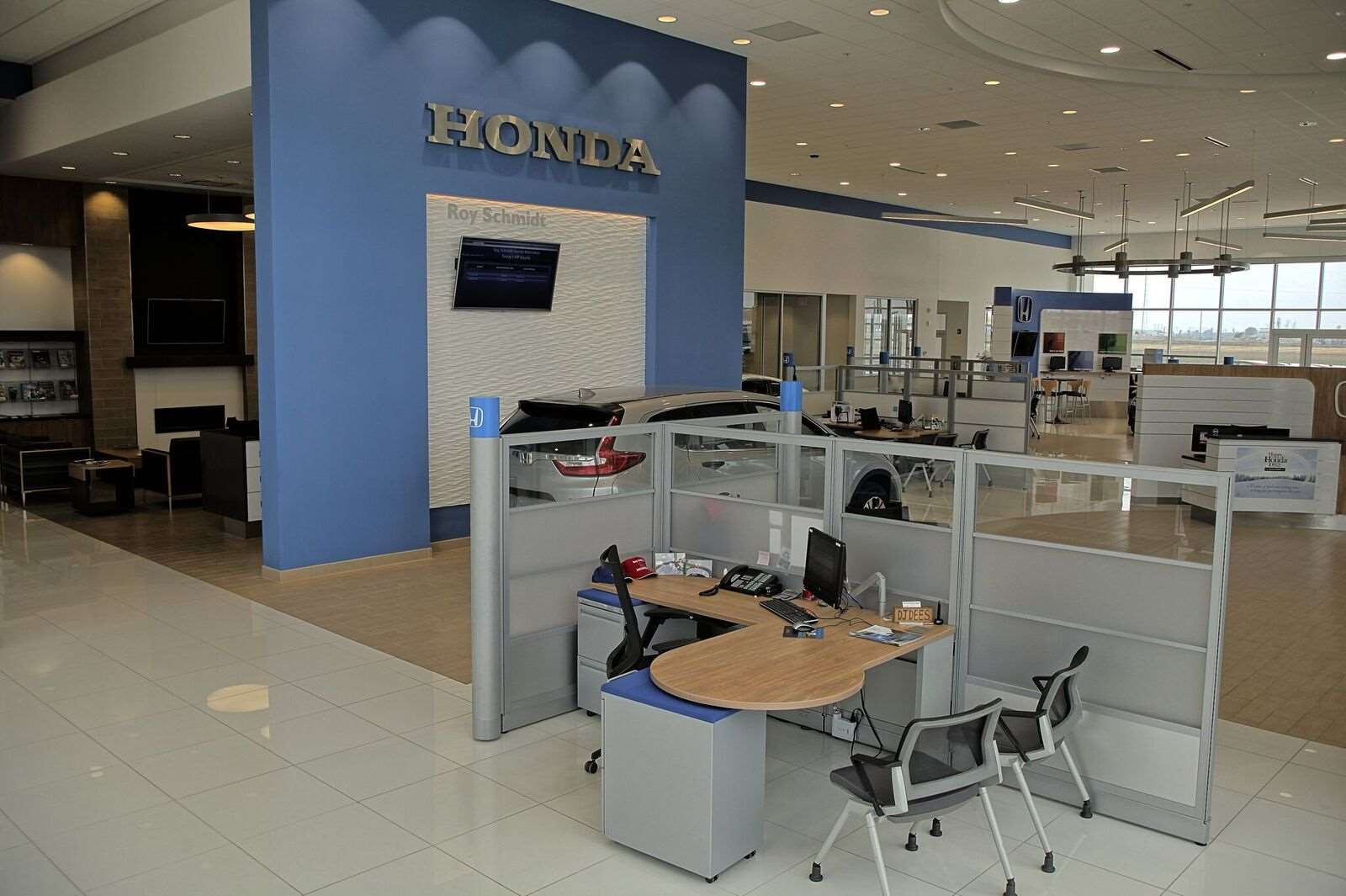 Roy Schmidt Honda Service Center